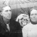 George Washington Dutton and Nancy Jane Beddingfield