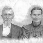 Alexander Dutton and Martha Jane Hampton