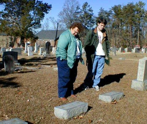 Edmond Dutton graves 2