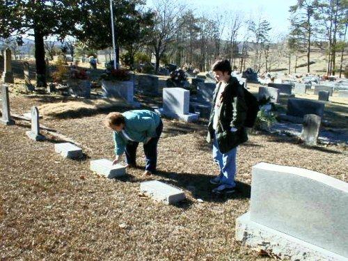 Edmond Dutton graves 3
