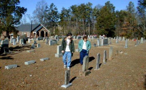 Friendship graves 3