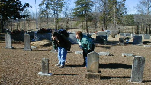 Friendship graves 4
