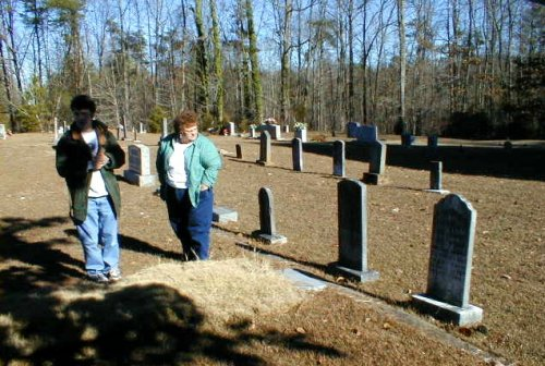 Friendship graves 5
