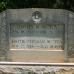 Tombstone of Charles Marshall Dutton