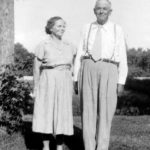 Dan and Laura Dutton, 1952