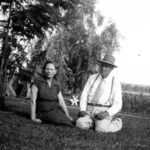 Dan and Laura Dutton, 1955