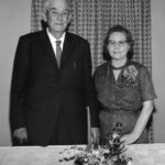 Dan and Laura Dutton, 1962