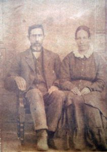 Elijah Bass Jr. and Elizabeth Arnold