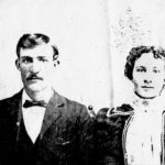 George Allen Dutton and Arrow Etta Matthews