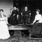 George Washington Dutton and Family