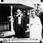 George Washington Dutton and Ada Sillavan
