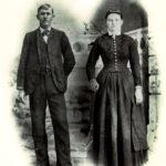 James Arthur Dutton and Mary Abilene Blackwell