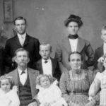 Family of Thomas Harris Price and Sarah Frances Dutton1